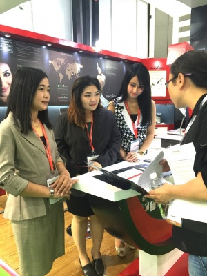 In-Cosmetic Asia 2015: 3-5 November 2015 (at BITEC, Bangkok, Thailand)