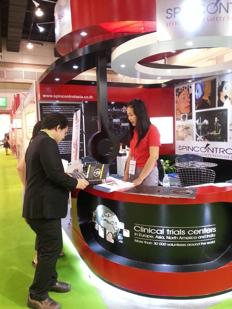 In-Cosmetic Asia 2013: 29-31 October 2013 (at BITEC, Bangkok, Thailand)