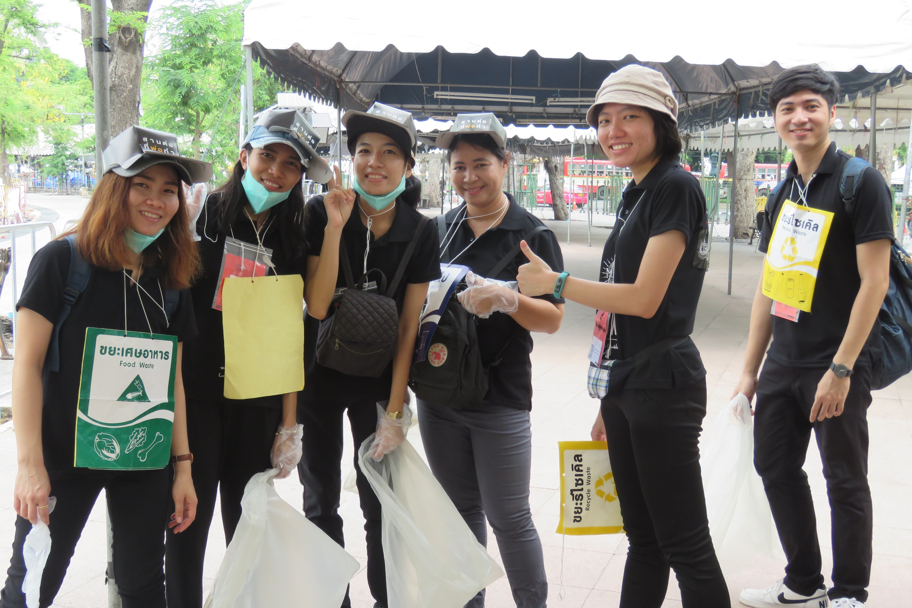 CSR Activity 2017: 29 April 2017 (at The Grand Temple Palace)